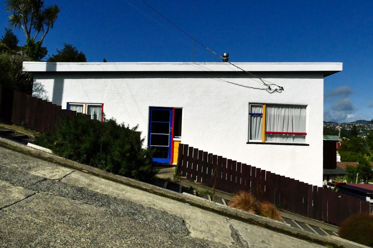 Baldwin Street House